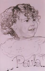 Retrato nena