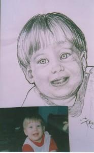 Retrato nene